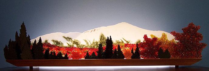 Mount Washington Glasscape